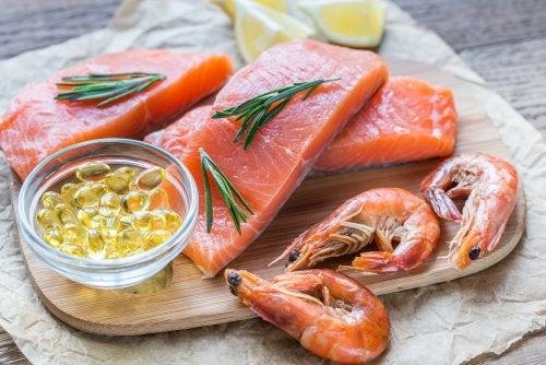 El análisis de la composición del aceite de pescado y sus propiedades