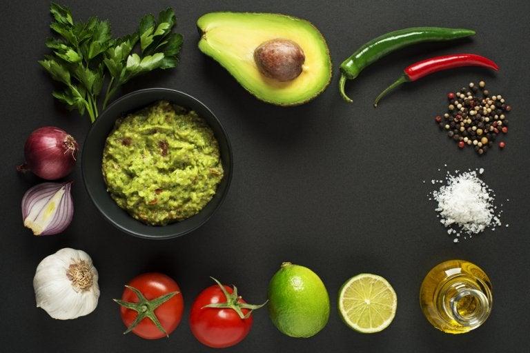 3 formas de preparar un guacamole saludable