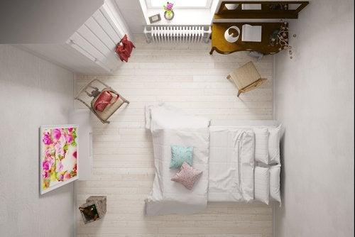¿Cómo decorar el dormitorio para invitados?
