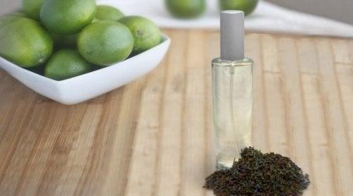 ¿Cómo hacer un ambientador en spray para eliminar olores rápidamente?