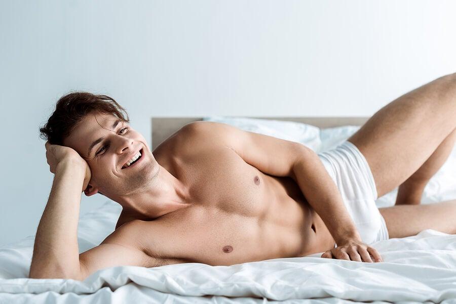 Que es lo que más disfruta un hombre en la cama