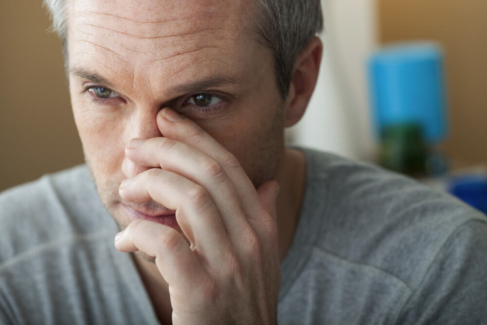 Sal marina y bicarbonato para aliviar la sinusitis