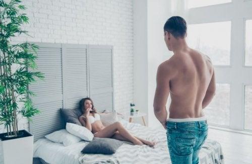 Deseo sexual en el hombre: ¿Igual que en la mujer?