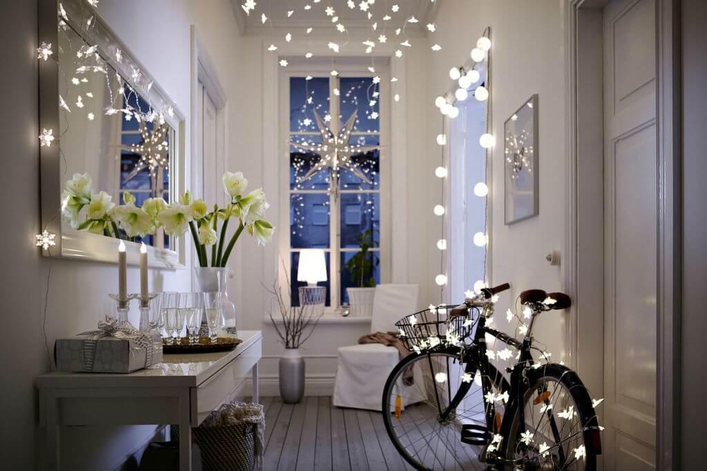 Existen diferentes tipos de luces para la casa.