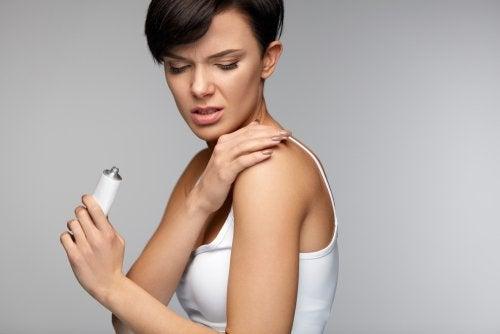 Cremas antiinflamatorias: propiedades y usos
