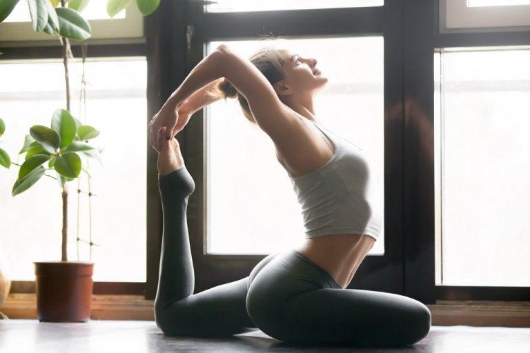 ¿Tienes que ser flexible para poder practicar yoga?