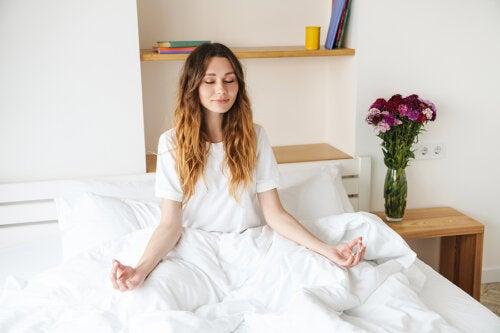 5 ejercicios de mindfulness para dormir mejor