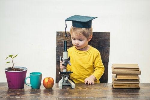 Niños superdotados: pros y contras de ser superdotado