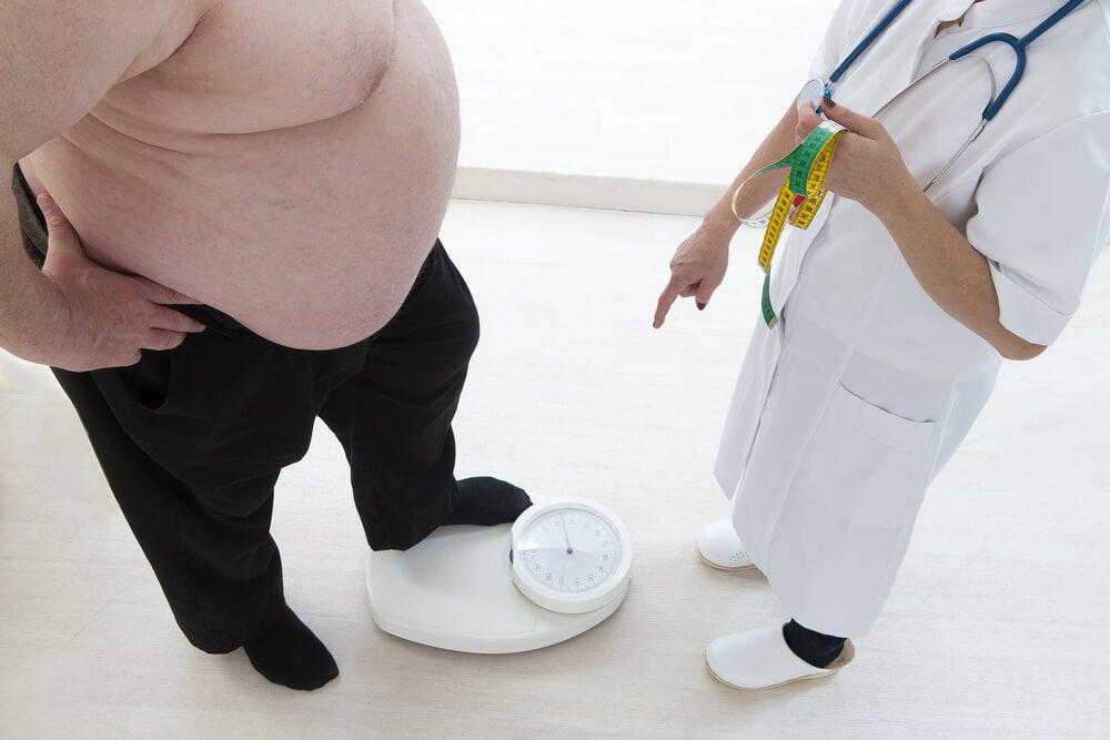 obesidad como factor de riesgo en el oncosaludómetro