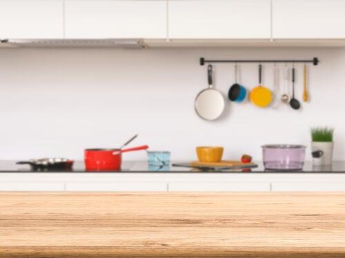 Encontrar en lugar para los objetos de la casa no es siempre fácil.