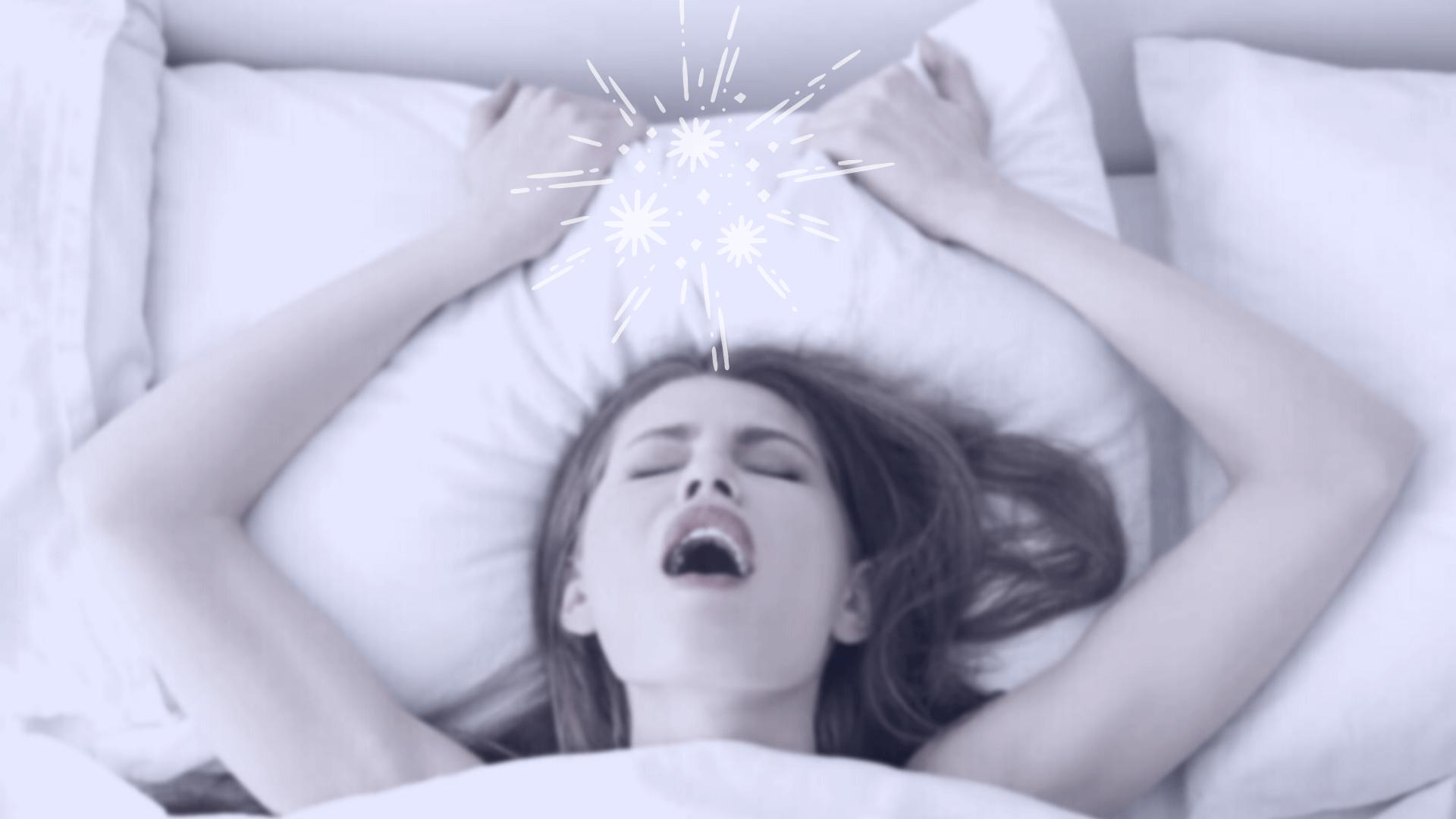 Orgasmos nocturnos: ¿qué son y cómo funcionan?