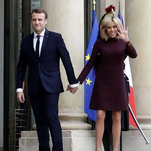 Emmanuel-Macron-y-Briggitte-Macron-con-25-años-de-diferencia.