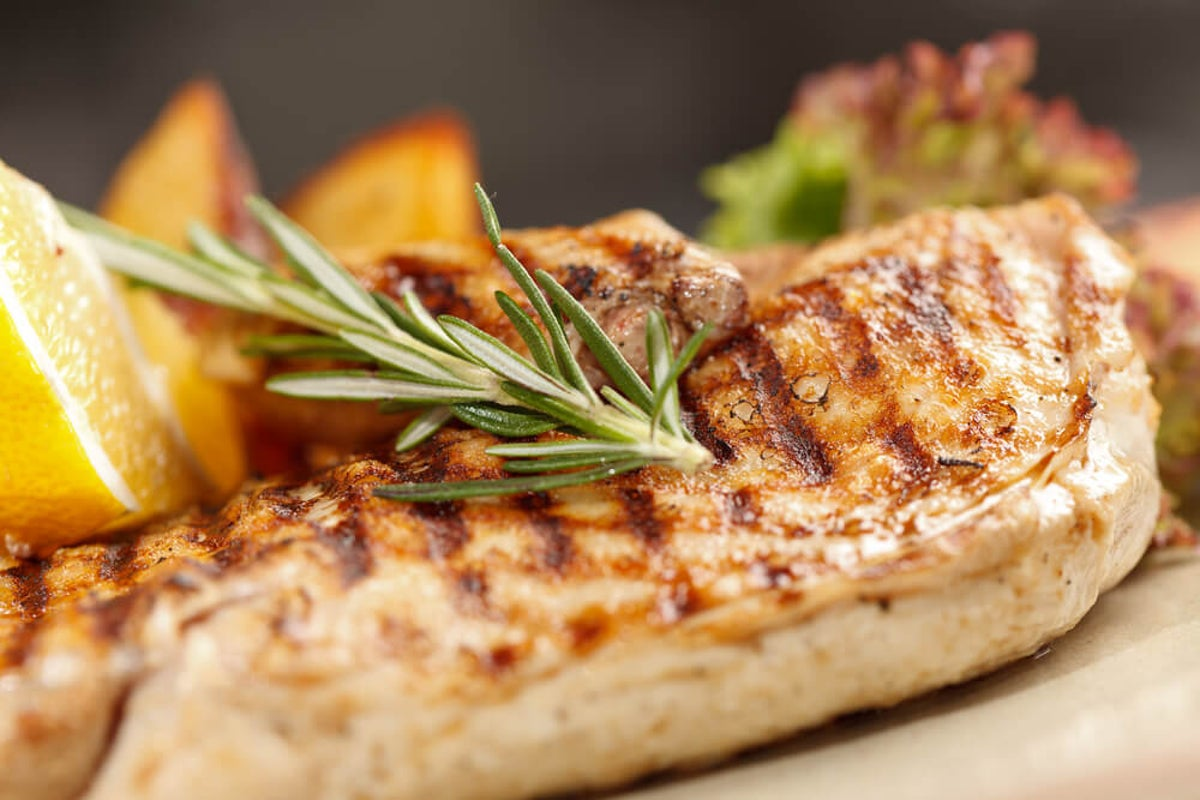 como preparar pollo saludable