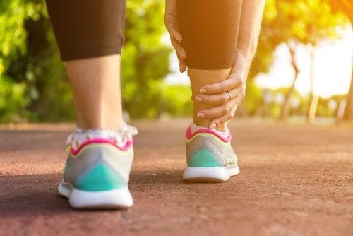 dolor de piernas por periodo menstrual