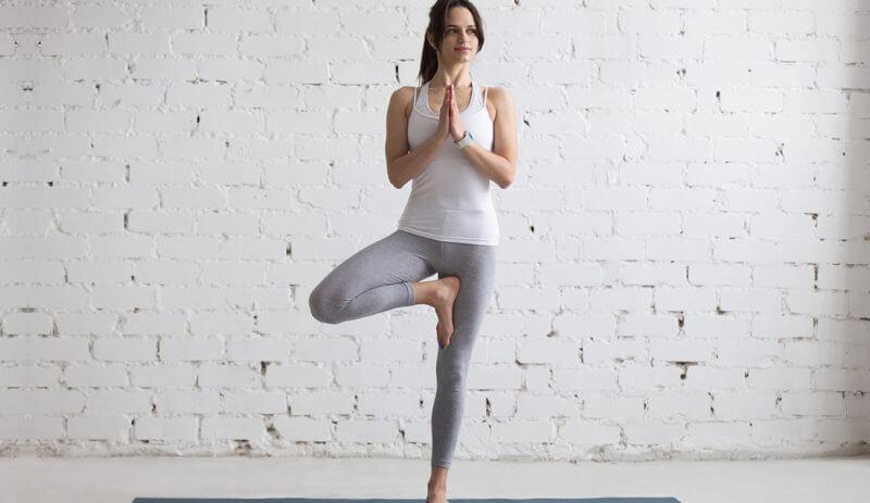 Imagen representando ser flexible para poder practicar yoga