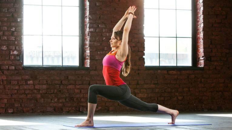 ejercicios de yoga para adelgazar y tonificar