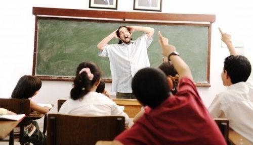 El síndrome del profesor quemado afecta también al alumnado.