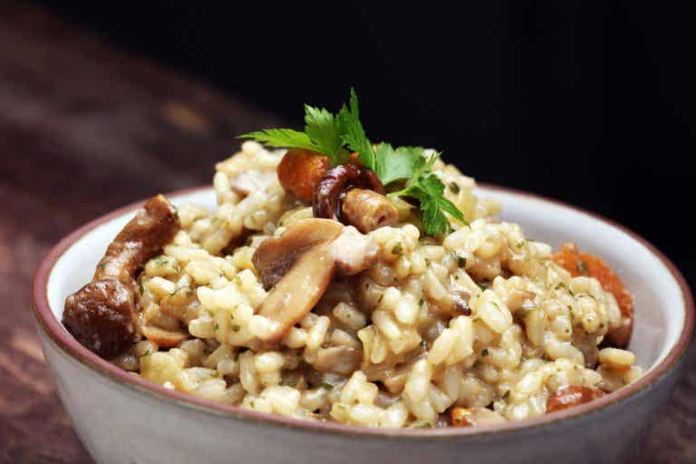 Prepara un delicioso risotto cremoso con esta receta