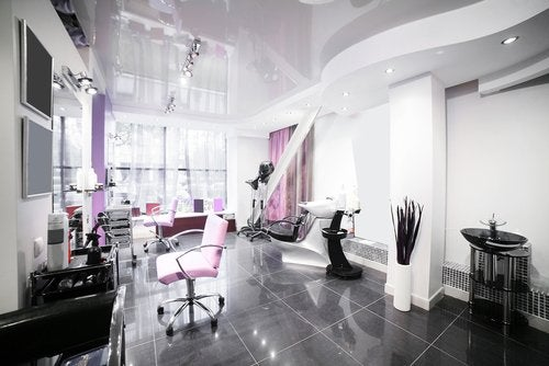 Consejos para decorar tu salón de belleza