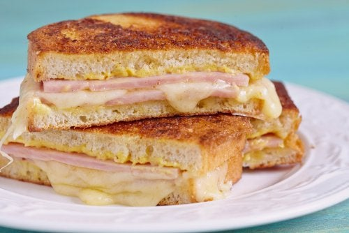 Aprende a preparar un delicioso sándwich Monte Cristo