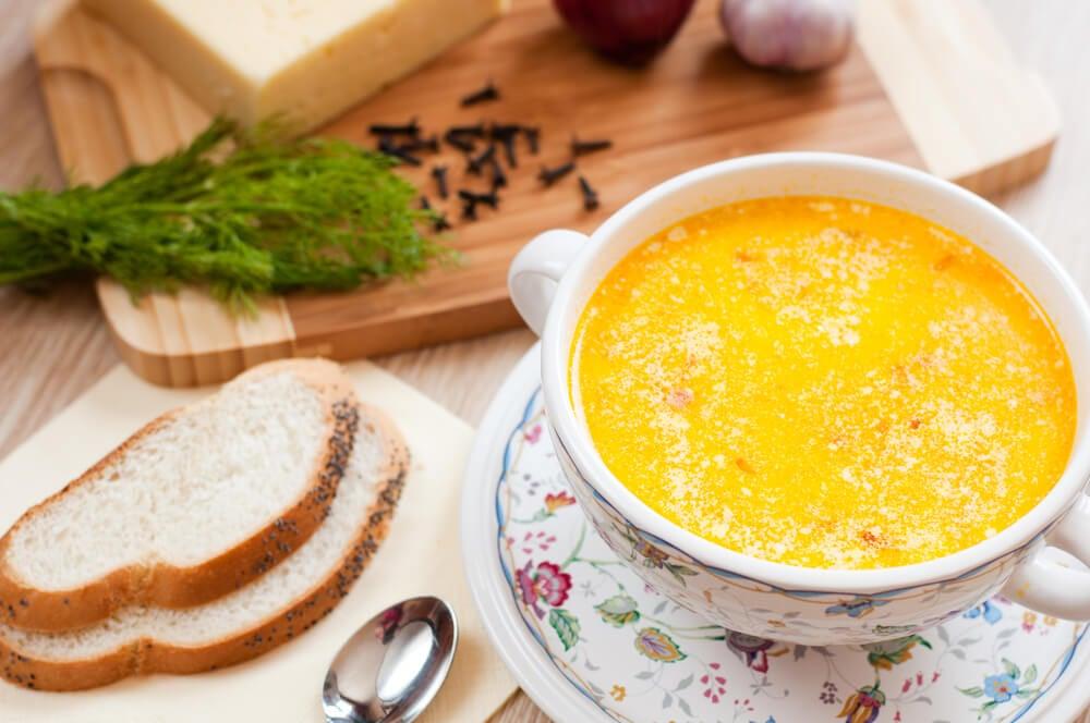 Receta de sopa española, un plato sabroso