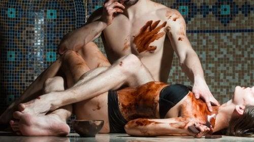 Sploshing, uno de los fetiches sexuales