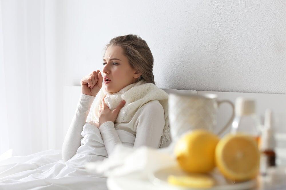 6 remedios expectorantes con plantas para curar la tos con flemas
