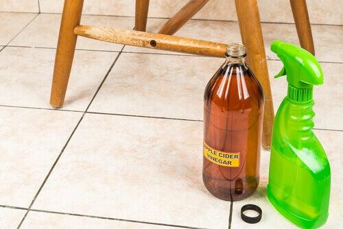 El vinagre de manzana y limón posee múltiples propiedades que ayudan a eliminar las manchas de moho de la ropa
