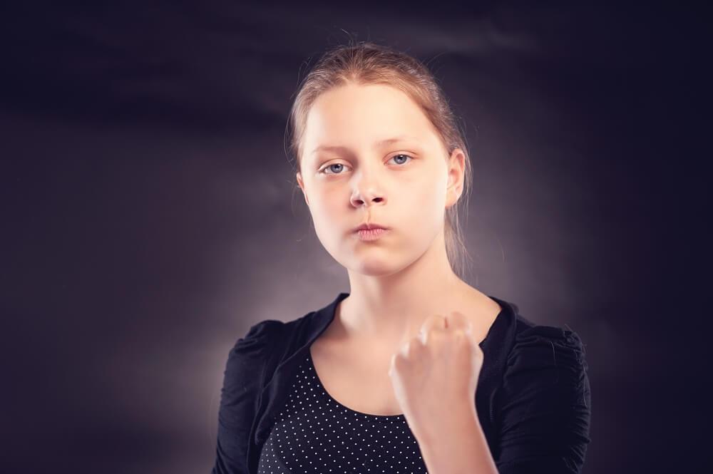 Niños que hacen bullying