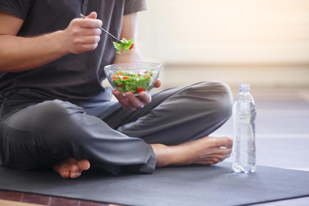 Yoga alimentación