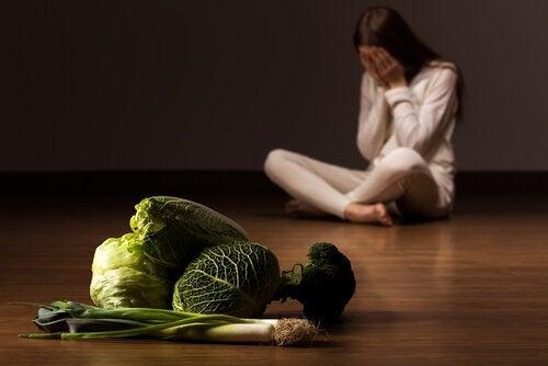 Qué es la anorexia nerviosa
