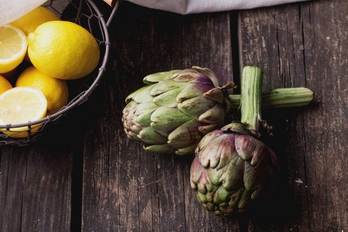 Combate el colesterol con esta preparación de alcachofera