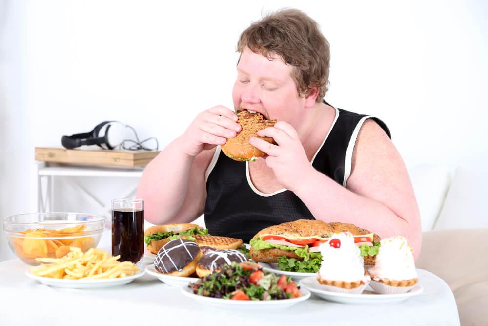 adolescente obeso