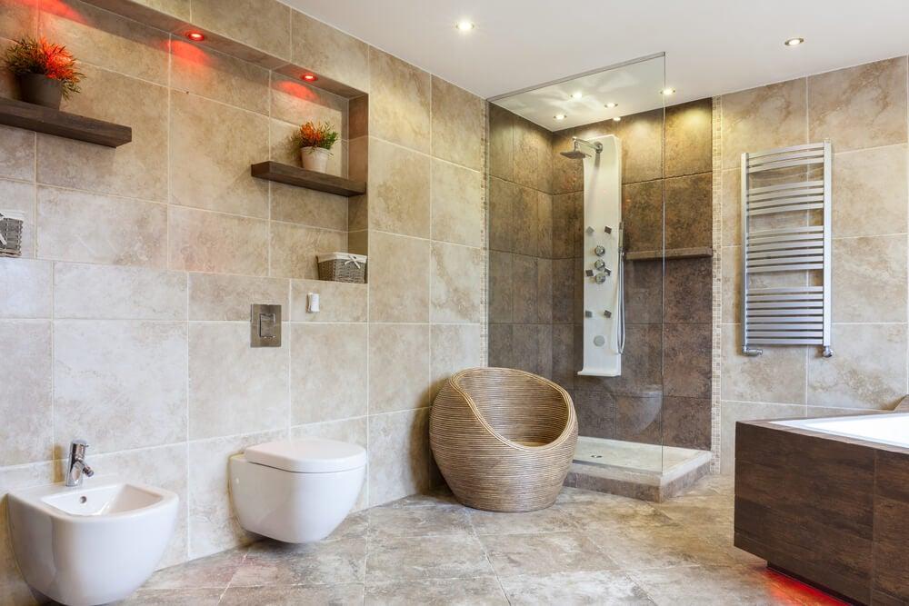 9 decoraciones de baño que te gustará conocer