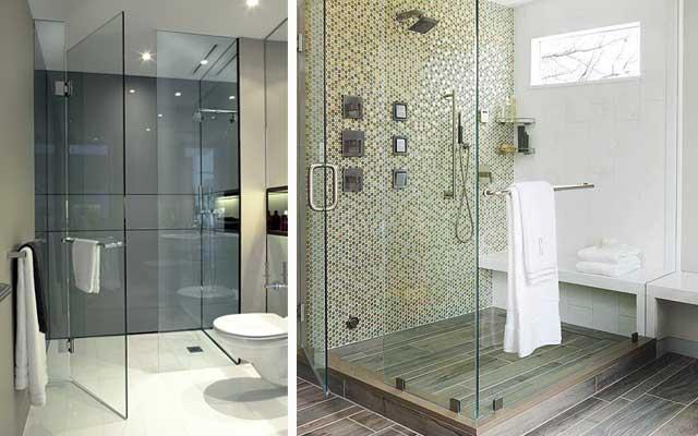 Ideas para escoger la ducha para tu baño