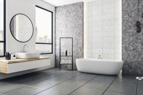 Prueba con estos ingredientes para dejar tus baños impecables