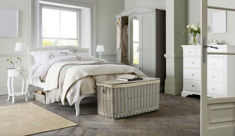 Conoce estos increíbles pies de cama, funcionales y decorativos