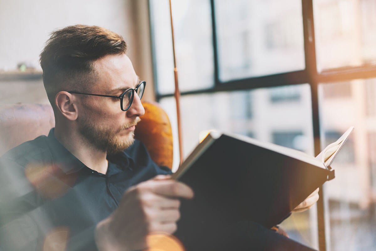 Leer disminuye el estrés.