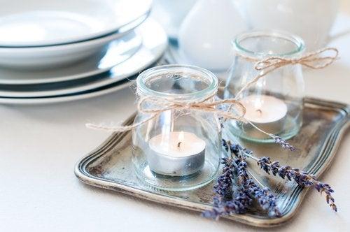 6 candelabros reciclados que te gustará hacer