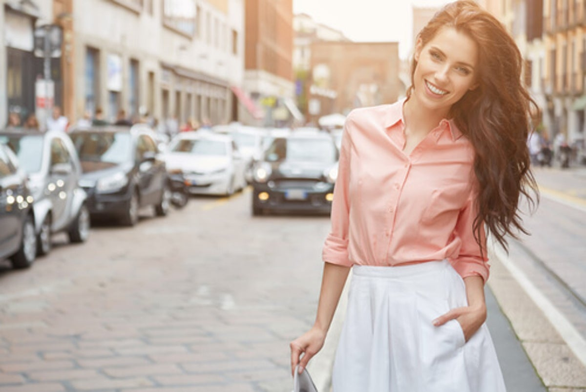 596f6e40e629 Cómo vestirte si tienes poca cintura? — Mejor con Salud