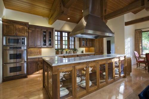¿Cómo decorar la cocina para darle un toque clásico?