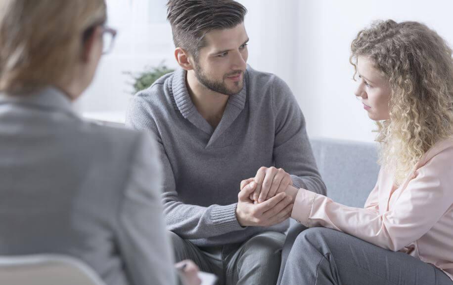 Cómo ayuda una terapia de pareja.