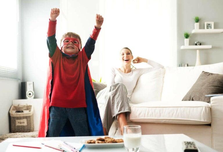 9 reglas para educar hijos fuertes