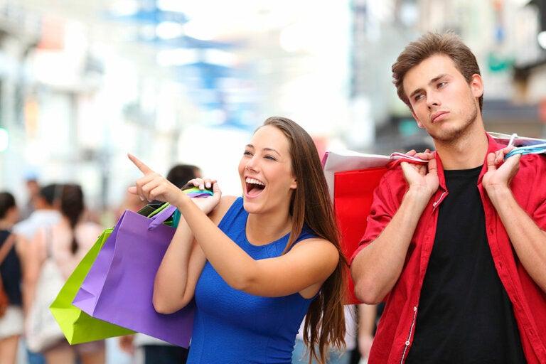 Cómo ir de compras con la pareja sin discutir
