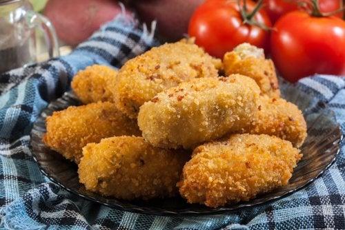 Date gusto con estas deliciosas croquetas de salchicha horneadas