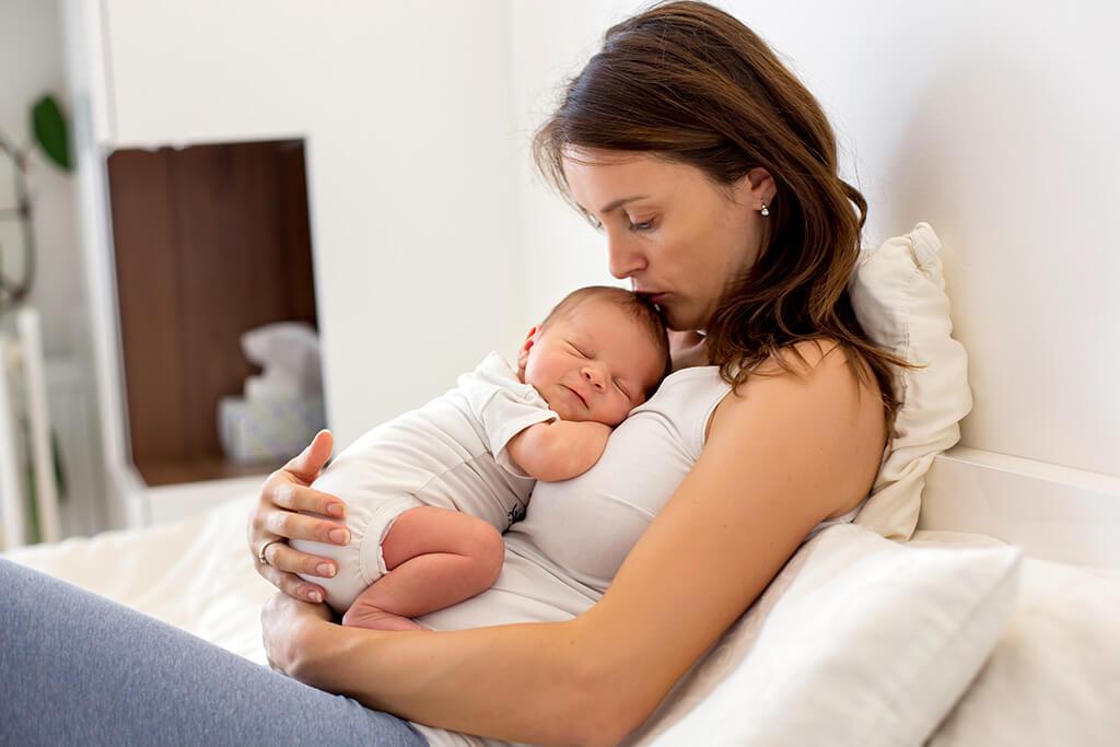 Cuidados en los primeros meses del bebé
