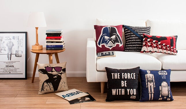 Existen diferentes decoraciones de hogar para los amantes del cine.