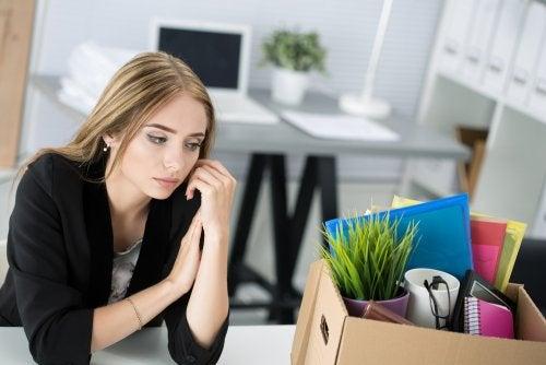 Cómo podemos reponernos de un despido laboral con optimismo