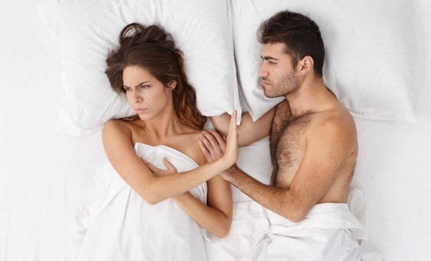 Dolor en las relaciones sexuales o dispareunia