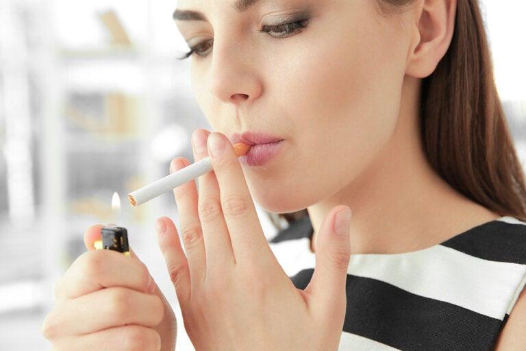 Los efectos de fumar en el organismo